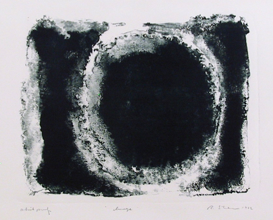 Ronald Jay Stein, Image, Etching