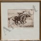 Jeaness Cortez, Triple Crown, Three Etchings, Jenness Cortez, Click for value