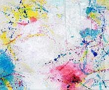 Isabel Gamerov, West Hampton Summer, Painting