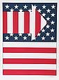 Paul von Ringelheim, American Flag III, Serigraph, Paul von Ringelheim, Click for value