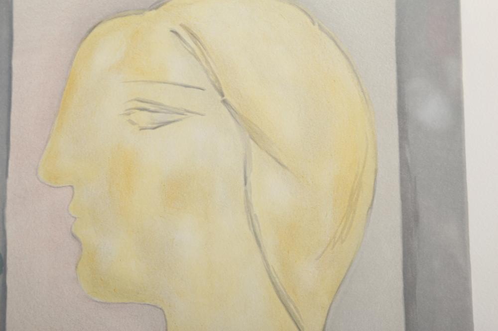 Pablo Picasso, Nature Morte a la Fenetre, Lithograph