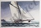 John McNulty, Sailing 1, Lithograph, John McNulty, Click for value