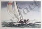 John McNulty, Sailing 4, Lithograph, John McNulty, Click for value