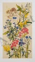 Dorothy Dennison, Wild Asters, Lithograph, Dorothy Dell Dennison, Click for value