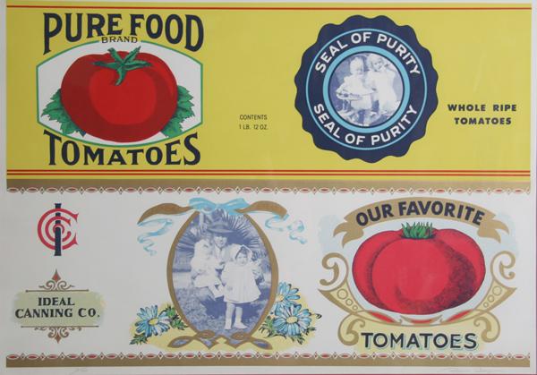 Barbara Cesery, Tomatoes, Serigraph