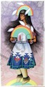 Alice Asmar, Rainbow Dancer, Serigraph, Alice Asmar, Click for value