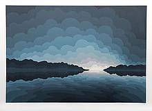 Roy Ahlgren, Twilight Bay, Silkscreen