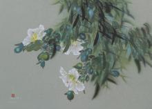 David Lee, Tropical Dream, Lithograph