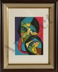 Anthony Quinn, Human Rights, Lithograph, Anthony Quinn, Click for value