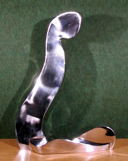 David Herschler, Chrome Sculpture