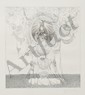 Hans Georg Rauch, Madonna Shrine, Etching with Aquatint, Hans Georg Rauch, Click for value