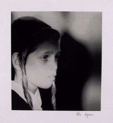 Ron Agam, Boy, Digital Photograph
