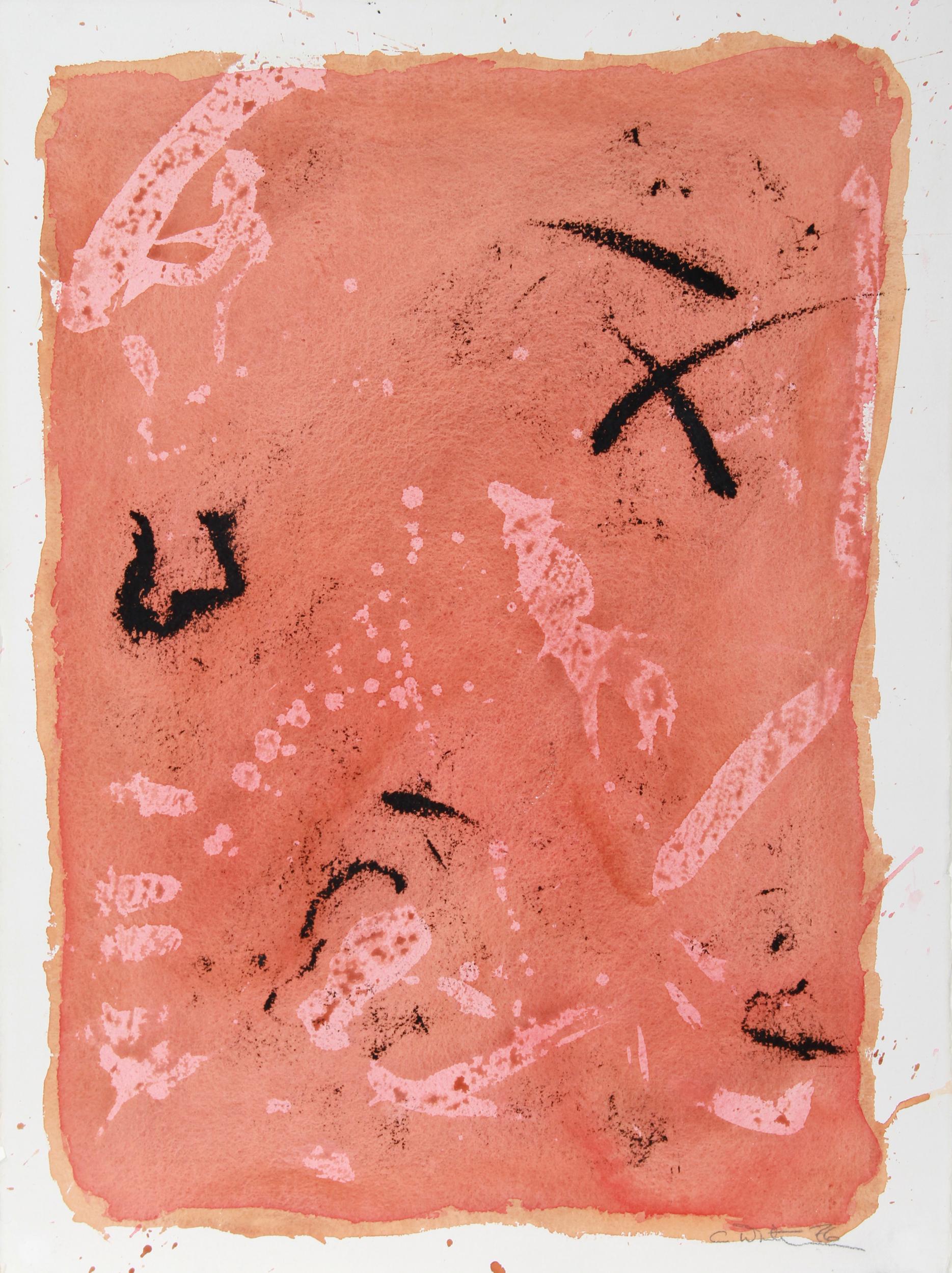 Kit (aka Christopher) White, Sweet Cyprus, Acrylic Painting