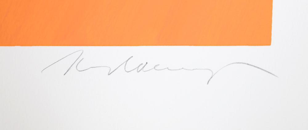 Mel Ramos, Camilla, Serigraph