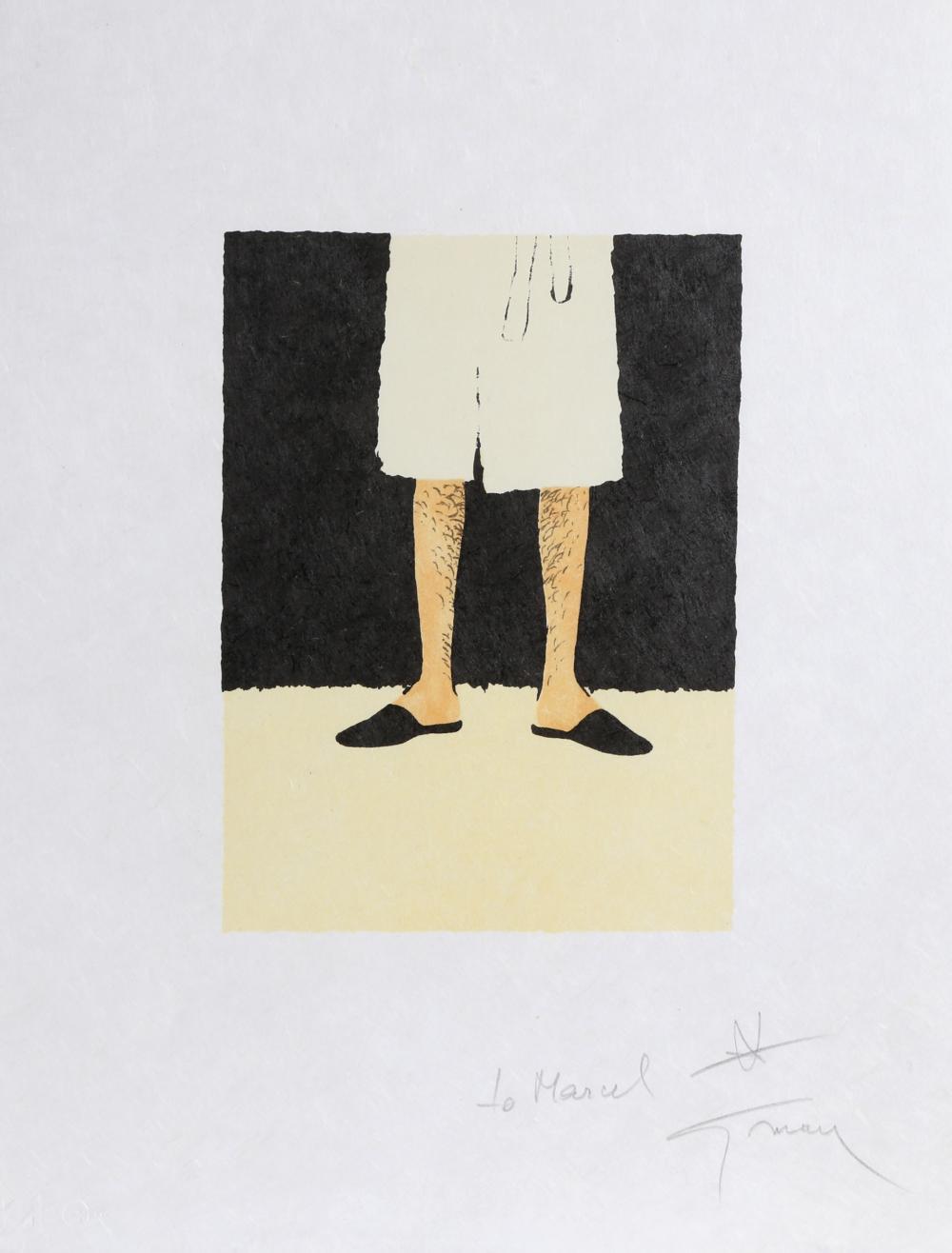 Rene Gruau, Le Jules, Lithograph
