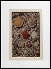 Byron Bratt, The Phoenix, Mezzotint