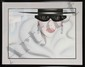 Erik Freyman, Woman with Sunglasses, Lithograph, Erik Freyman, Click for value