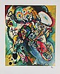 Wassily Kandinsky, 17A, Lithograph