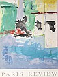 Helen Frankenthaler, Paris Review Westwind, Offset Lithograph