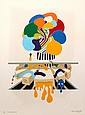 Werner Pfeiffer, Underneath, Silkscreen, Werner Pfeiffer, Click for value