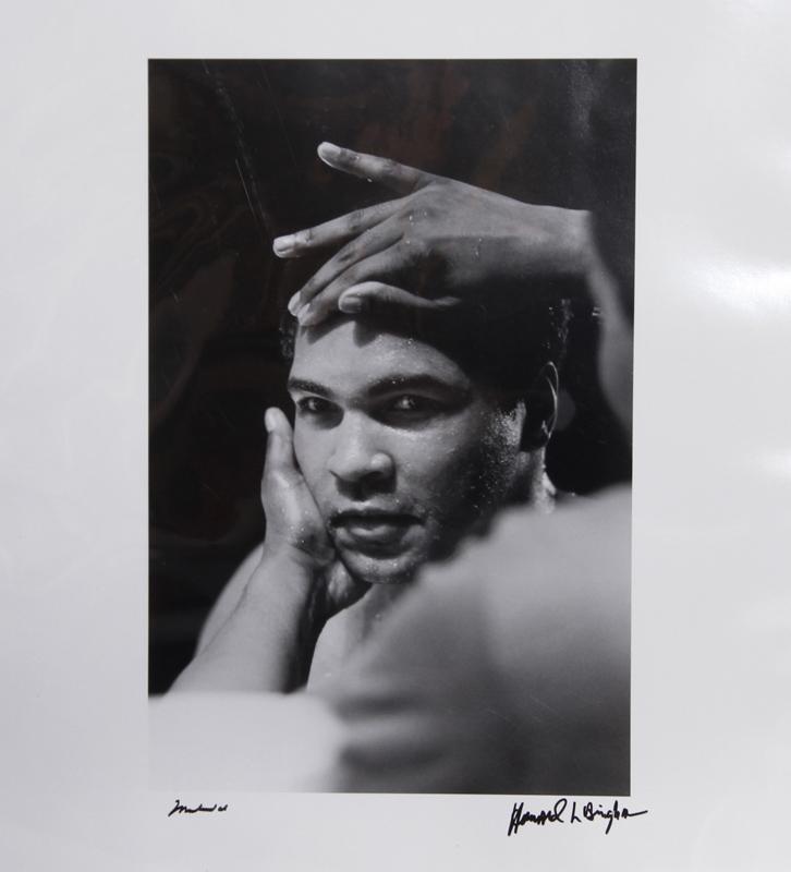 Howard L. Bingham, Muhammad Ali, Photograph