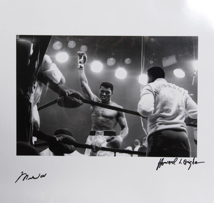Howard L. Bingham, Ali vs Liston II, Photograph