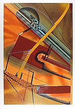 William Schwedler, Serigraph