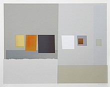 Arnold Hoffman, Jr., Echo, Silkscreen