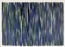 Gene Davis, Adam's Rib, Lithograph