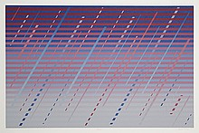 David Meyer, Merge, Serigraph