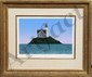 Theodore Jeremenko, Lighthouse, Silkscreen, Theodore Jeremenko, Click for value