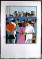 Giancarlo Impiglia, Sightseeing, Serigraph, Giancarlo Impiglia, Click for value