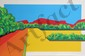 Joan Melnick, Monhonk, State 2, Serigraph, Joan Melnick, Click for value