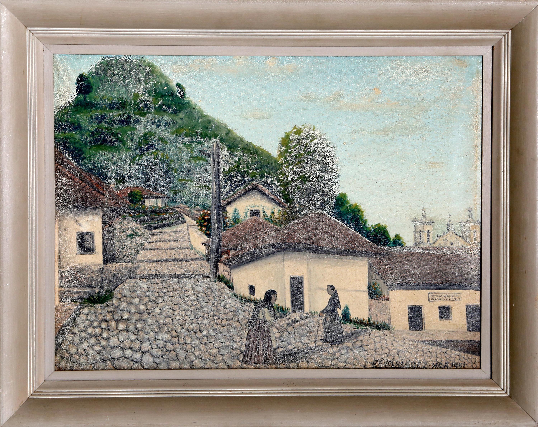Honduras C.A. by Jose Antonio Velasquez on artnet |Jose Antonio Velasquez Paintings