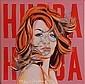 Mel Ramos, American Woman (Hubba Hubba), Enamel Print