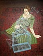 Pierre Ramel, Sophia, Oil Painting