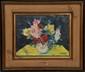 David Nemerov, The Sprite, Oil Painting