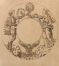 Baccio Baldini, Couvercle ou Fond de Boite, Heliogravure