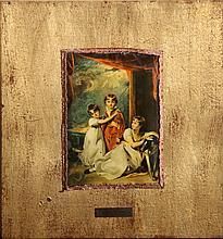 Thomas Lawrence, Portrait of the Fluyder Children, Offset Print