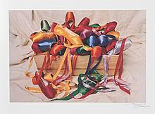 Harvey Edwards, Ribbons, Offset Lithograph