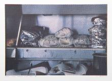 Larry Stark, XI - Sandwiches from One Culture Under God, Photo Screenprint