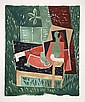 Pablo Picasso, Nu au Bras Leve de Face, J-109, Lithograph