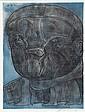 Jose Luis Cuevas, Coloso from the Olympic Memories Portfolio, Lithograph, Jorge Luis Cuevas, Click for value