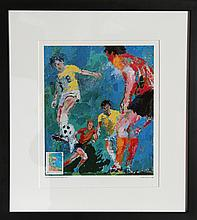 LeRoy Neiman, Health in Sports, Lithograph