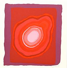 Lloyd Fertig, Abstract 9, Serigraph