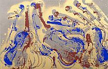 Arman, Cavalcade, Serigraph