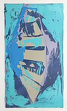 Darryl Hughto, Blues Power, Serigraph