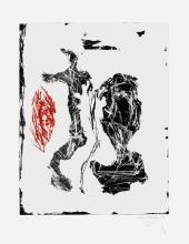 James Bohary, Scribe, Lithograph,