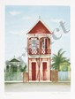 Mary Faulconer, Port au Prince, Lithograph, Mary Faulconer, Click for value