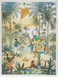 Jack Hofflander, Kite Flyers, Serigraph, Jack  Hofflander, Click for value